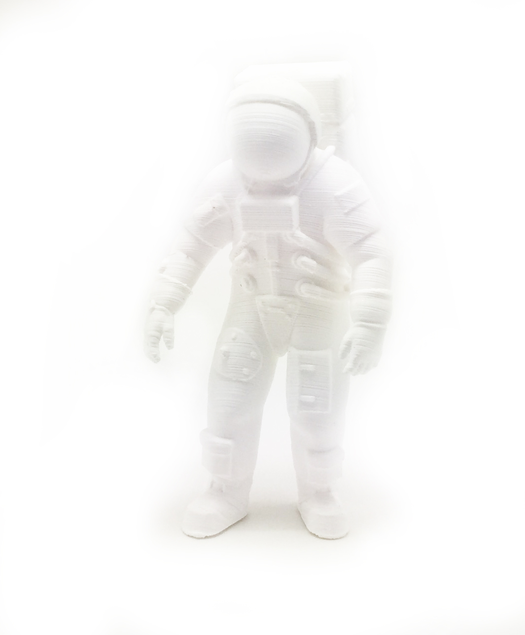 Astronauta impressão 3D