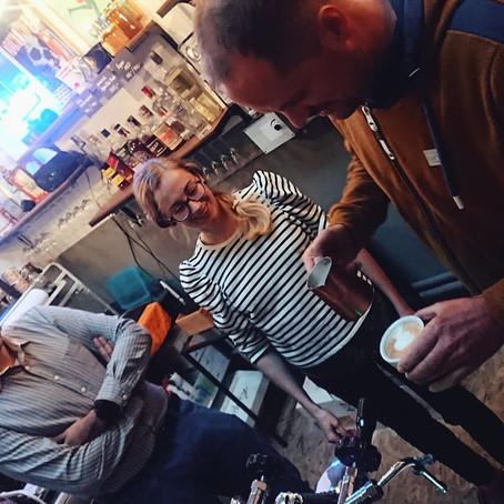Kávový workshop v klubovně: Perfektní espresso podruhé