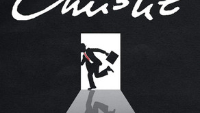 Book Review #25: The Secret Adversary