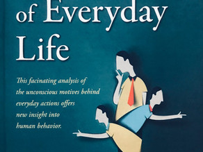 Book Review #15: The Psychopathology of Everyday Life