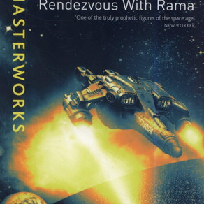 Book Review #27: Rendezvous With Rama