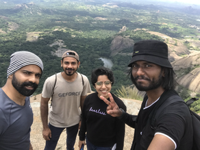 Journal #21: Lively Journey to the Fort of Death, Savanadurga!