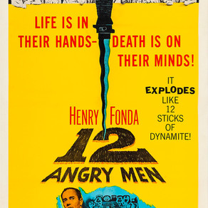 Movie Suggestion #25: 12 Angry Men(1957)
