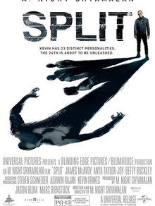 Movie Suggestion #38: Split (2017)