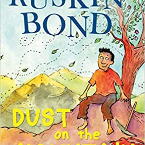 Book Review #40: Dust On The Mountain