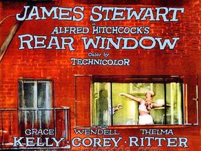 Movie Suggestion #2: Rear Window (1954)