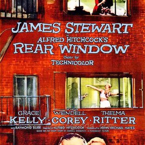 Movie Suggestion #2: Rear Window (1954)