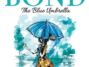 Book Review #24: The Blue Umbrella