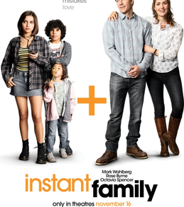 Movie Suggestion #31: Instant Family (2018)