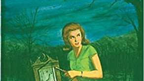 Book Review #39: The Secret Of The Old Clock