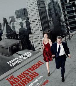 Movie Suggestion #33: The Adjustment Bureau (2011)