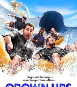 Movie Suggestion #40: Grown Ups (2010)