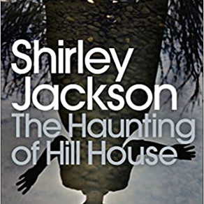 Book Review #33: The Haunting Of Hill House