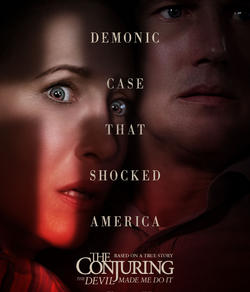Movie Suggestion #54: The Conjuring: The Devil Made Me Do It (2021)