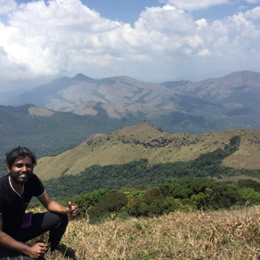Journal #9: A Chilled Breeze Over Tadiandamol!