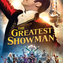 Movie Suggestion #14: The Greatest Showman (2017)