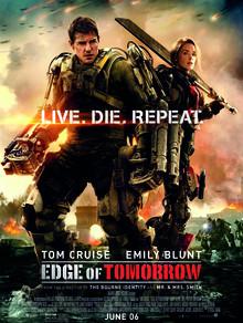 Movie Suggestion #52: Edge Of Tomorrow (2014)