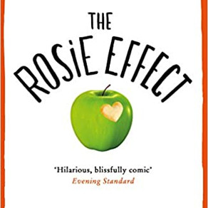 Book Review #38: The Rosie Effect
