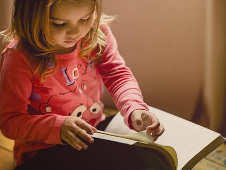 7 livros para trabalhar com as crianças no ensino remoto