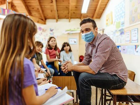O acolhimento e a saúde mental para o professor em 2021