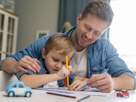 Melhores dicas de atividades para comemorar o Dia dos Pais no ensino remoto!