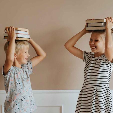 4 atividades para se divertir com as crianças em casa