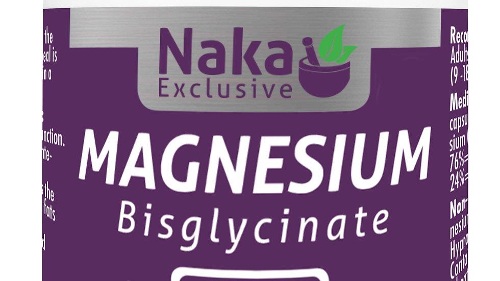 Naka Exclusive Platinum Magnesium Bisglycinate 300 Capsules