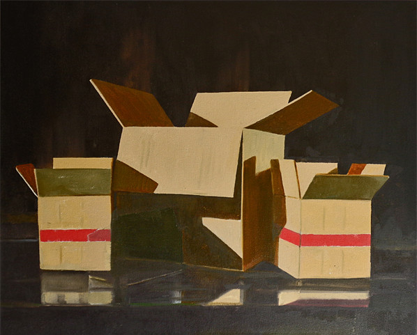 Untitled Boxes No. 2  2014