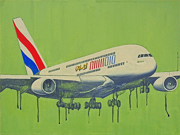 Untitled Airplane 2015