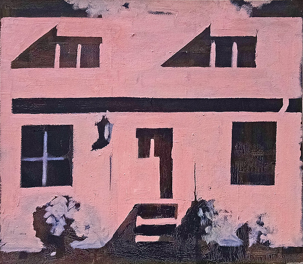 Pink House 1990