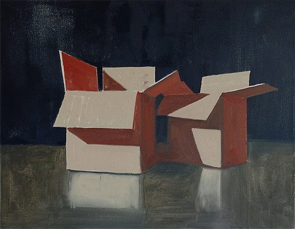 Untitled Boxes  2014