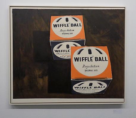 Untitled (Wiffle) 2013