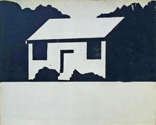 Untitled House 1990
