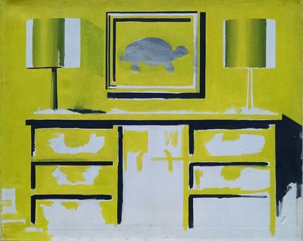 Untitled 1990 48 x 60
