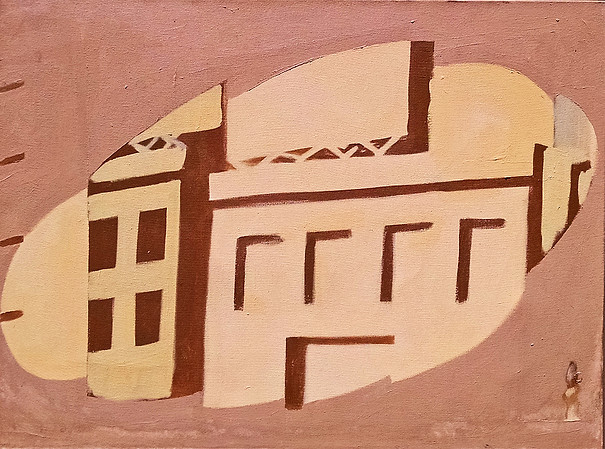 Untitled Buildings 1989