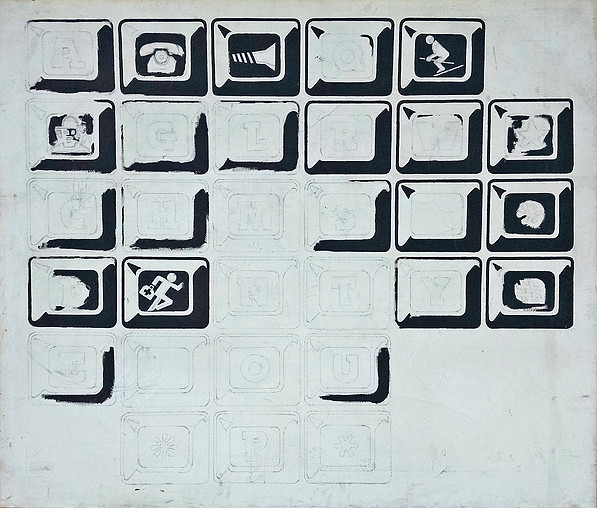 Keyboard 1986
