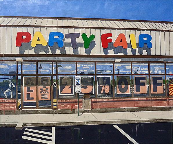 Party Fair No. 2   2015