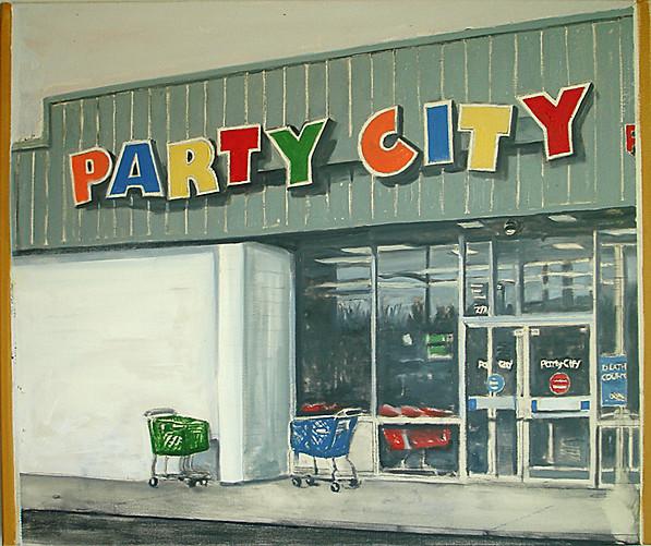 Party City  2013