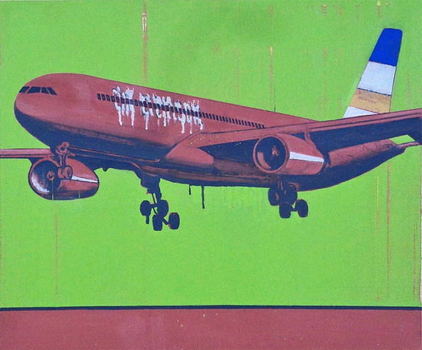 Untitled Airplane No. 2  2015