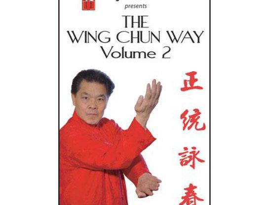 """DVD: """"The Wing Chun Way"""" Vol 2"""
