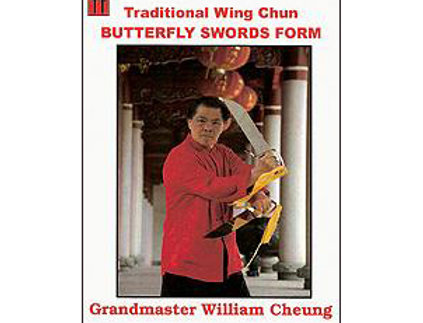 """DVD: """"Traditional Wing Chun Butterfly Swords Form"""""""