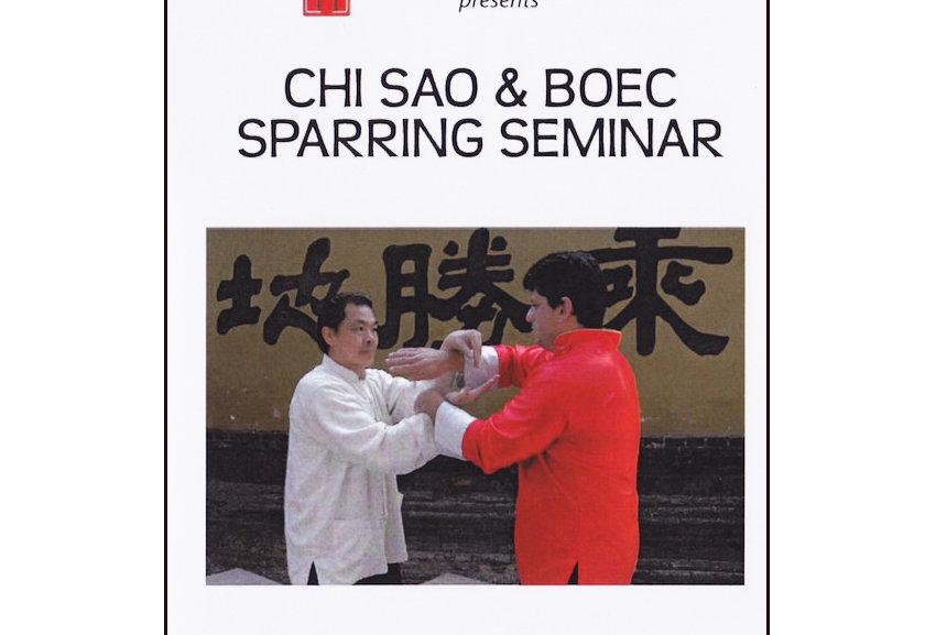 "DVD: ""Chi Sao and BOEC Sparring Seminar"""