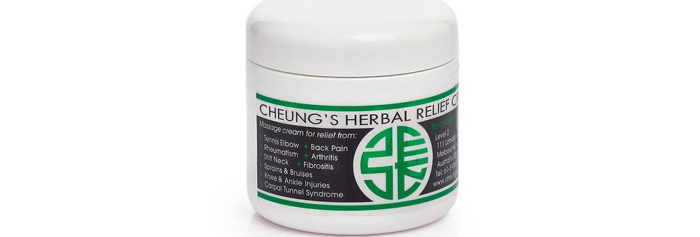Cheung's Herbal Relief Massage Cream