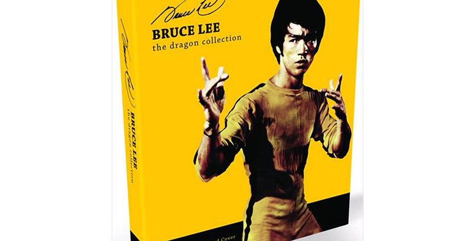 """Bruce Lee - The Dragon Collection"" book and DVD set"