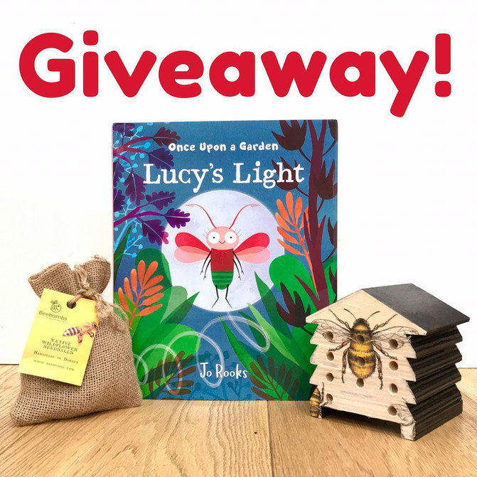 Lucy's Light Giveaway time!