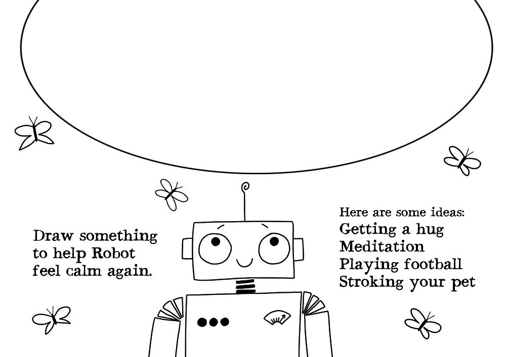 Calming Robot