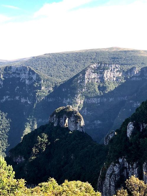 Trilha Pedra Furada - Urubici SC