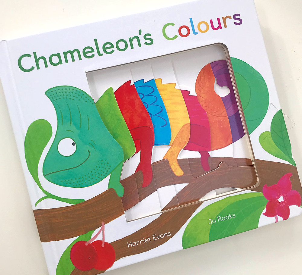 Chameleon's Colours