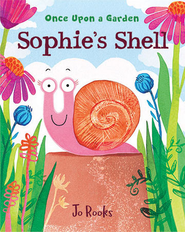Once Upon A Garden - Sophie's Shell by Jo Rooks