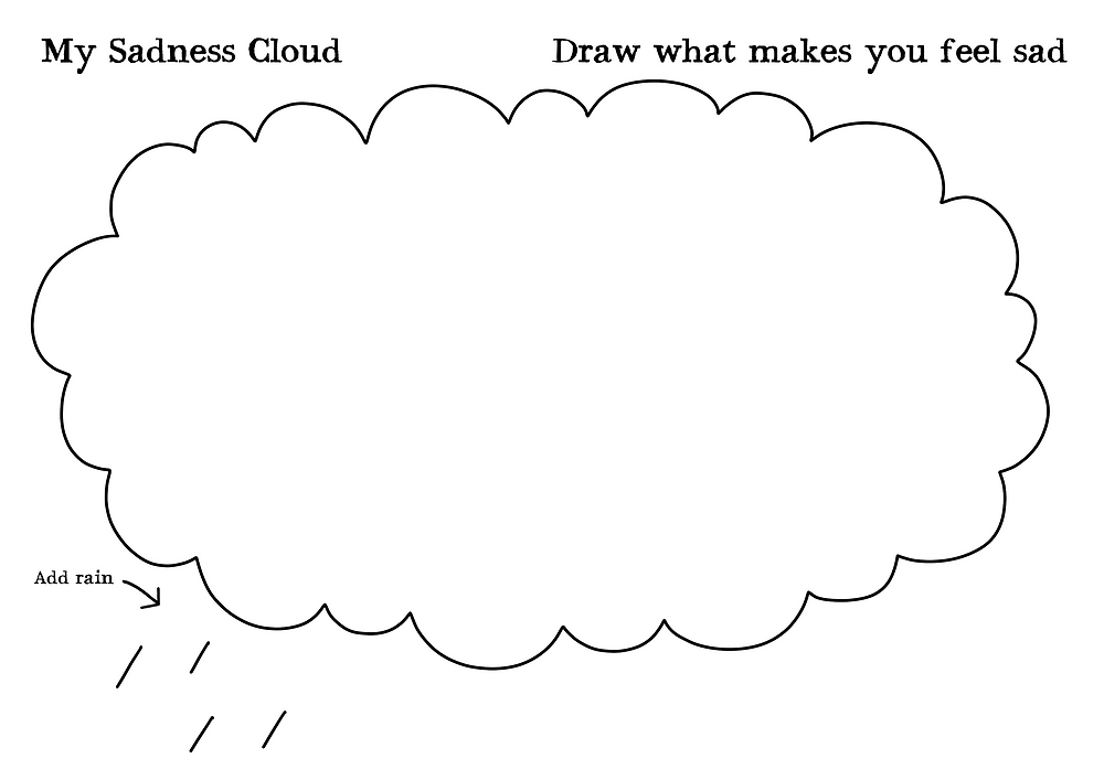My Sadness Cloud